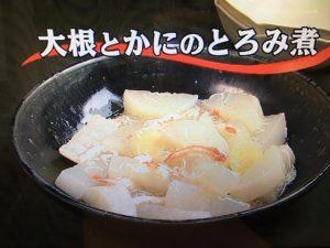 【キューピー3分クッキング】大根とかにのとろみ煮&白菜のとろろ昆布漬け レシピ