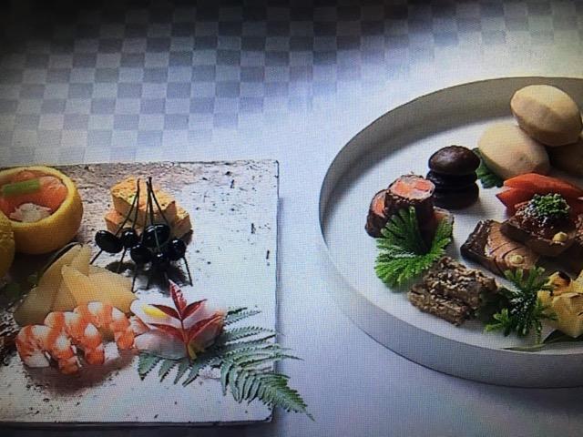 【NHKきょうの料理】おせち料理 手作りレシピ~祝い煮しめ・たたきごぼう・紅白の包みなます・栗葛餅