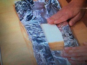 【得する人損する人】食パンはアルミホイルに包んで冷凍するとふっくらモチモチ