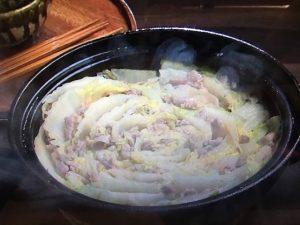 【キューピー3分クッキング】白菜と豚肉の柚子こしょう鍋 レシピ