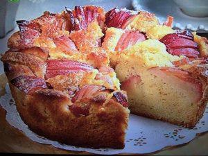 【キューピー3分クッキング】りんごとヨーグルトのケーキ レシピ