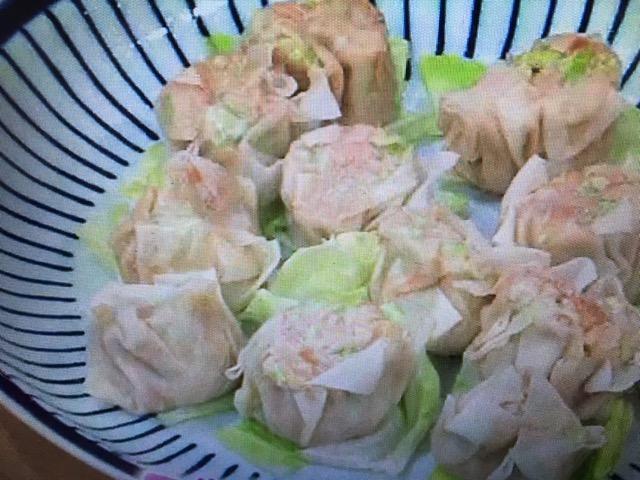 【得する人損する人】コスパー魔美レシピ~余った食パンの耳と豆腐で作る超ヘルシーシューマイ
