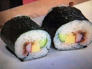 【ガッテン】誰でも簡単にできる巻き寿司の巻き方!上手く巻くコツはたったの1つ