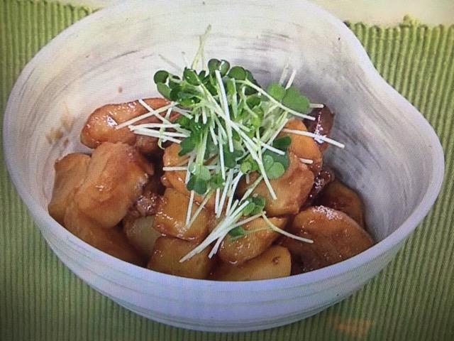 【上沼恵美子のおしゃべりクッキング】ジャガイモと豚肉の煮っころがし レシピ