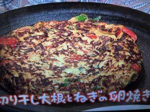 【NHKきょうの料理】ひき肉と豆腐のとろっと煮・切り干し大根とねぎの卵焼き レシピ