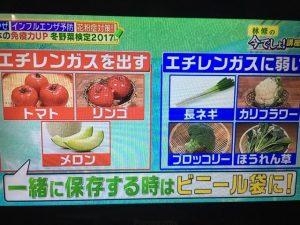 【林修の今でしょ講座】体の免疫力がアップ!冬野菜検定2017