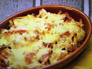 【ZIP】モコズキッチンレシピ~パーティーに!鶏肉と野菜のカレーグラタン