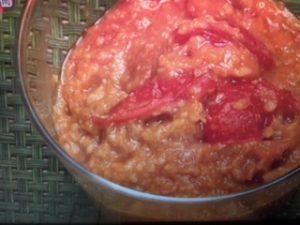 【あさチャン】濃いだし氷&トマト味噌の作り方・減塩アレンジレシピ