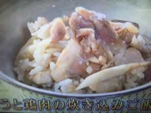 【きょうの料理ビギナーズ】炊き込みご飯レシピ~鶏肉&きのことあさりのつくだ煮