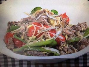 【キューピー3分クッキング】牛肉とピーマンのさっと煮 レシピ