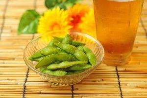 枝豆の栄養がスゴイ!ビールのつまみにえだまめが最適な理由