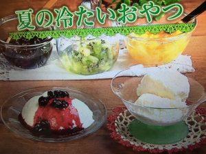 【キューピー3分クッキング】ヨーグルトムース&フローズンヨーグルト レシピ