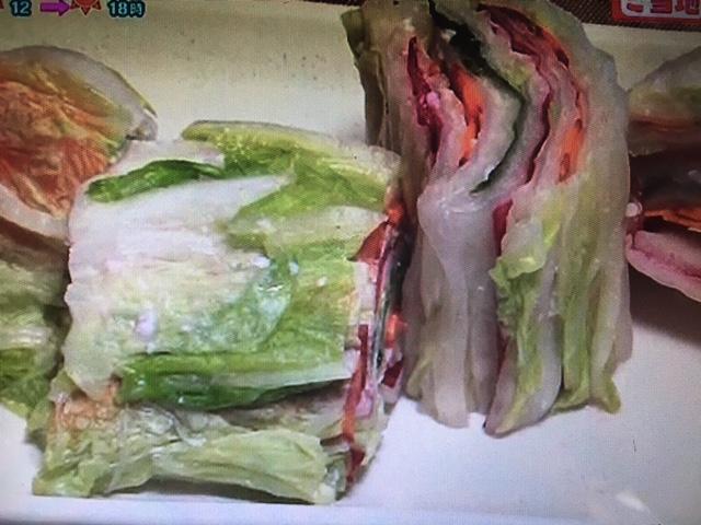 【あさチャン】佐々木健介のおかわり朝ゴハン~白菜レシピ