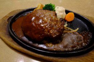 ハンバーグ×コーヒーゼリー 肉汁溢れるレシピ【なるほどレストラン】