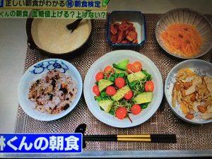 【林修先生の今でしょ講座】血糖値を上げない朝食のとり方「朝食検定」
