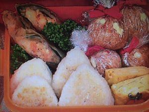 ヒルナンデス!桝谷・五十嵐シェフレシピ~おにぎり&卵焼き&ポテト春巻き