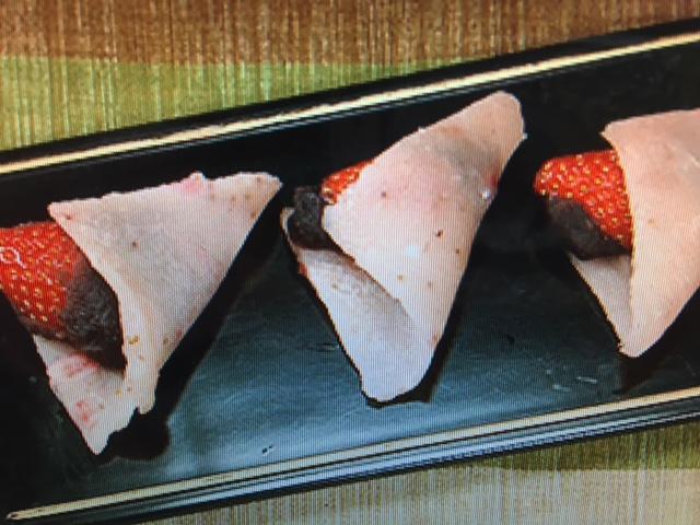 家事えもんかけ算レシピ~たけのこご飯・いちご生八つ橋・鶏ムネ肉