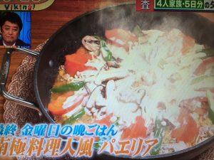 【バイキング】南極料理人西村淳レシピ~豚こま切れ肉を5日間使い回す