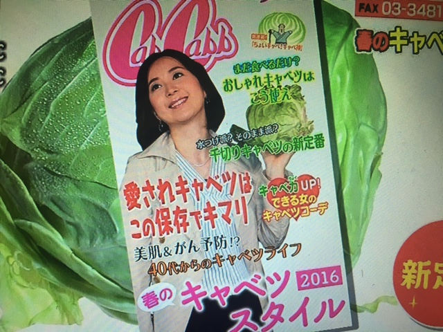 【あさイチ】春&冬キャベツの違い・乳酸キャベツレシピ・千切りテクニック