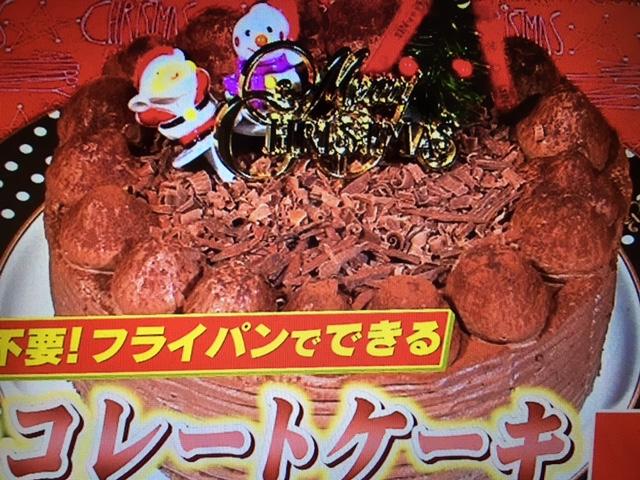 バイキング!みきママレシピ~チョコレートケーキ・霜降りステーキ・エビマヨ