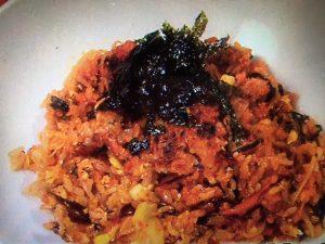 この差って何ですか? 鍋のシメ レシピ~キムチ鍋・トマト鍋・寄せ鍋・もつ鍋