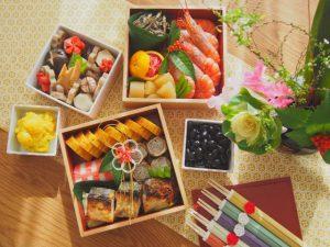 お正月のおせち料理に入れる食材の由来や意味&重箱の詰め方