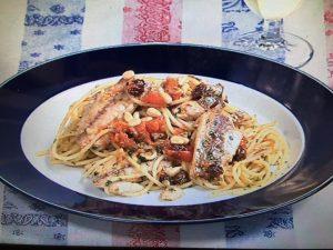 【キューピー3分クッキング】いわしとトマトのパスタ レシピ