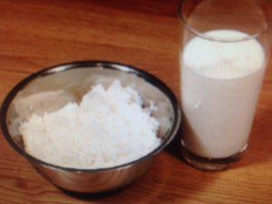 【得する人損する人】冷やごはん&牛乳でホワイトソースを作るレシピ