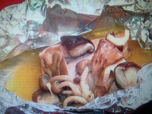 この差って何ですか? プロが作るレシピ~栗ご飯・鮭とキノコのホイル焼きなど