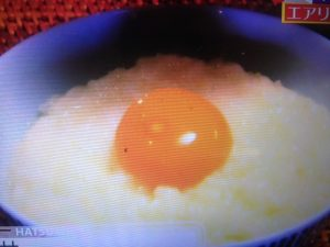 林先生が驚く初耳学!エアリー卵かけご飯の作り方&卵の常温販売