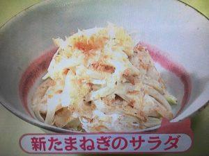 【きょうの料理ビギナーズ】グリーンサラダ&新たまねぎのサラダ