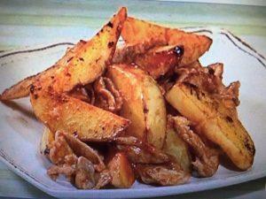 【きょうの料理ビギナーズ】豚キムチ&豚肉と新じゃがのケチャップ炒め レシピ