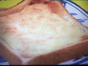 【あさイチ】ゆーママさんのメロンパン風トースト レシピ