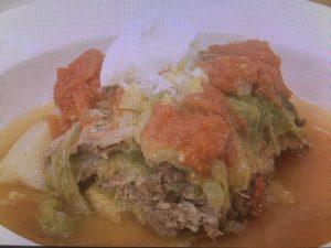 【キューピー3分クッキング】キャベツとひき肉の重ね煮 レシピ