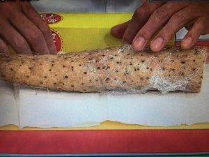 長芋の保存方法