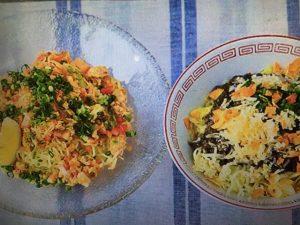 男子ごはん 冷やし中華レシピ!鶏のささみのレモンダレ&濃厚 黒ごまダレ