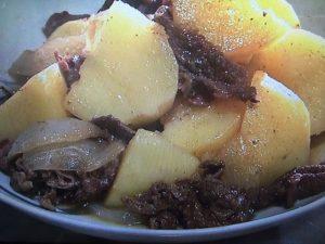 【金スマ】小林カツ代さんのレシピ~肉じゃが・ワンタン・豪華かけまわし寿司・枝豆