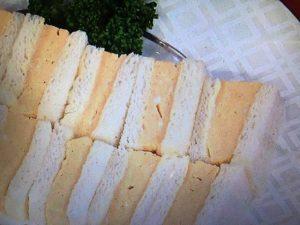 この差って何ですか?電子レンジでできる玉子焼きサンドイッチ レシピ