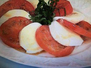 【あさイチ】チーズレシピ~和風カプレーゼ・マグロのカルパッチョなど
