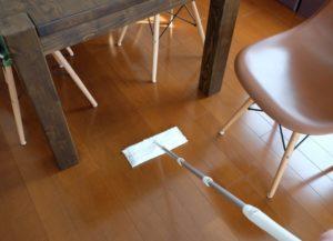 家事えもんの掃除術~フローリングのカビを防ぐ方法