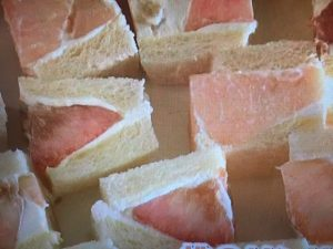【あさイチ】甘い桃の選び方・桃の冷やし方・桃のサンドイッチ&桃のグラニテ レシピ