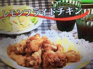 【キューピー3分クッキング】レモンフライドチキン・すいかパンチなど