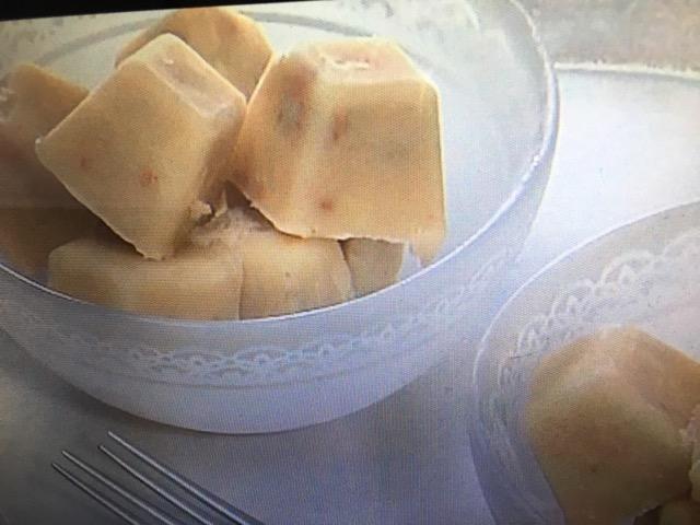 【きょうの料理ビギナーズ】バナナとピーナツバターのアイスクリーム&アイスチーズケーキ レシピ