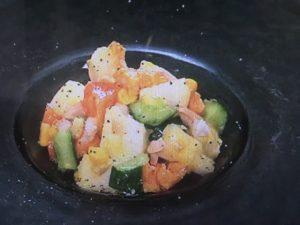 牧野シェフ レシピ 冷やし中華