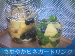 【きょうの料理ビギナーズ】さわやかビネガードリンク・レモンシロップドリンク・ラッシー