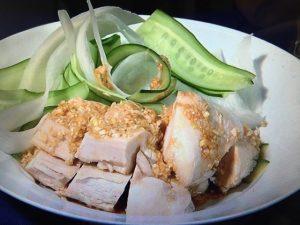 【NHKきょうの料理】しっとり蒸し鶏・一口タンドリーチキン・簡単ガパオライス レシピ