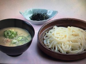 【上沼恵美子のおしゃべりクッキング】涼風とろろうどん レシピ