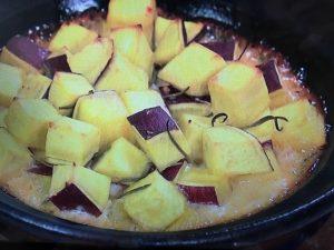 【NHKきょうの料理】里芋といかの煮物・肉じゃが・さつまいもの和風グラタン レシピ