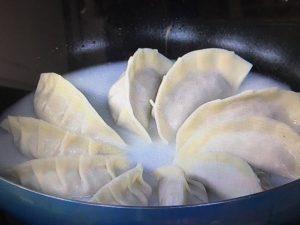 きょうの料理 羽根つきギョーザ