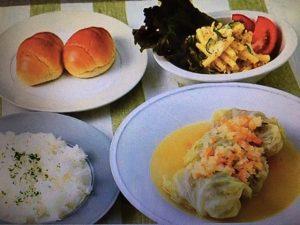 男子ごはん レシピ!ロールキャベツ&マカロニサラダ レシピ